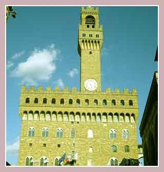 Башня Синьории