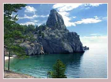 Байкал для туриста