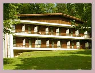 отель на Плитвицких озерах