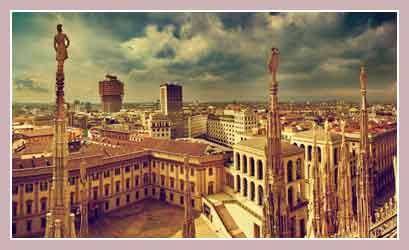Милан для туриста