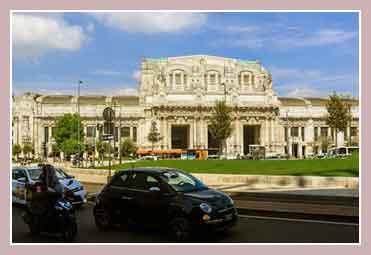 вокзал Милано Чентрале