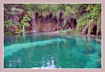 Плитвицкие озера для туриста