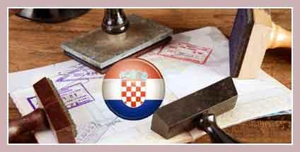 Виза в Хорватию для туриста