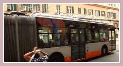 автобус Генуи