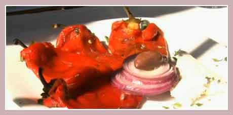 блюда в кафе Несебра