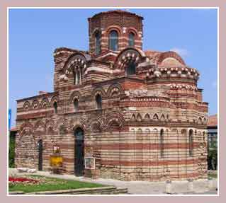 Церковь Христа Пантократора (Всемогущего).