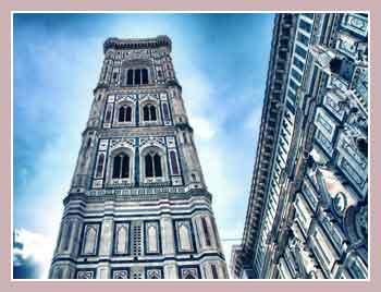 Собор Санта Мария дель Фьоре и колокольня Джотто