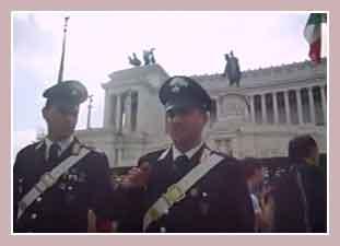 Безопасность туристов в Италии