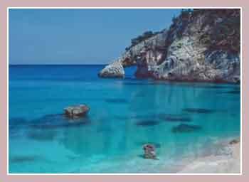 острова Сардинии