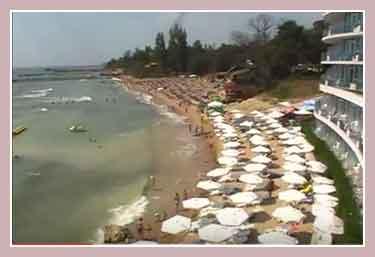 Пляжи Балчика