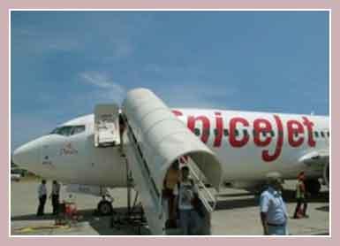 Самолет на Андаманские острова
