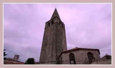 Евфразиева базилика.