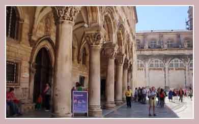 экскурсия по Дубровнику