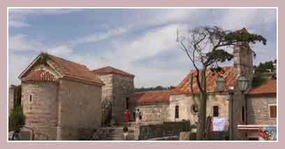 средневековая Будва