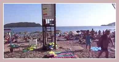 пляж Словенский