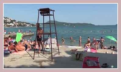 Пляжи Герцег-Нови