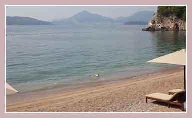 пляж короля