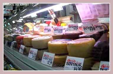 Цены в Черногории на питание