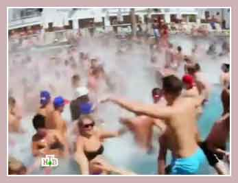 вечеринки в Айя-Напе