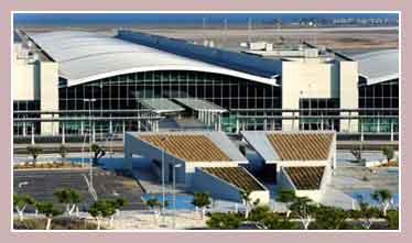 аэропорт Пафоса сверху