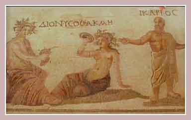 античные мозаики