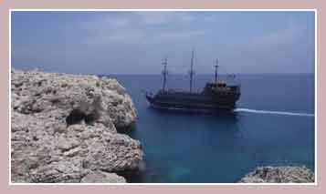 Корабль «Чёрная Жемчужина»