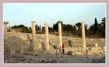 древние храмы Ларнаки