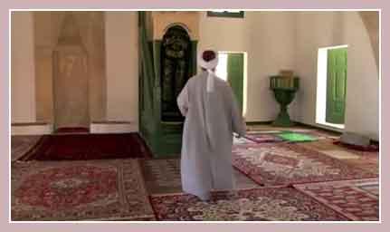Мечеть Текке Хала Султан