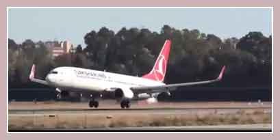 Самолет на Кипр
