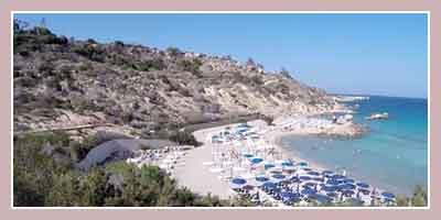 Пляжи Протараса