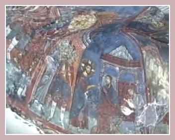 фрески в византийских храмах