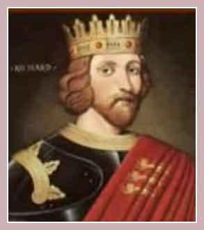 король Ричард Львиное Сердце