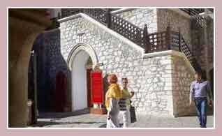 Кикский монастырь иконы Божьей Матери