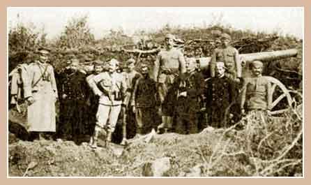 Черногория в Первую мировую войну