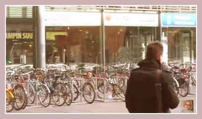 велосипед в Хельсинки