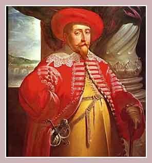 шведский король Густав Ваза