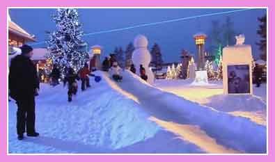 Лапландия для туриста