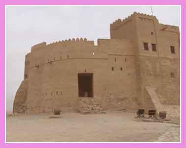 крепость Эль-Хейль
