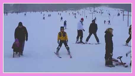 Бакуриани для туриста (горные лыжи)