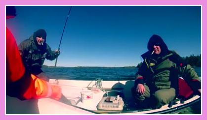 рыбалка Аландских островов
