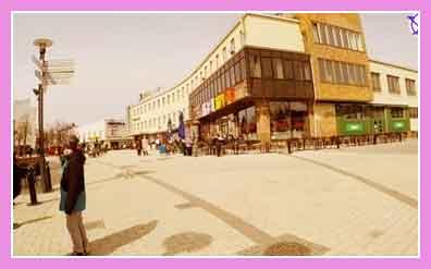 центр Иматры