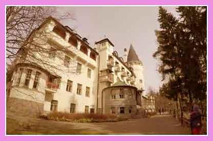 СПА-отель Кюльпюля