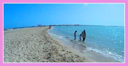 побережье Джербы