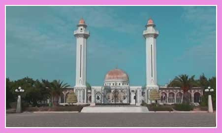 мавзолей первого президента страны Хабиба Бургибы