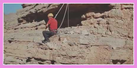 альпинизм в Рас аль-Хайма