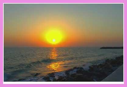 побережье Рас-аль-Хайма