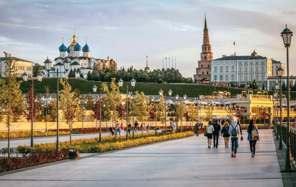 Достопримечательности Казани. Маршрут на 3 дня