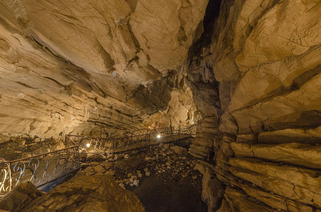 """фото по запросу """"Достопримечательности Сочи: Воронцовские пещеры"""""""