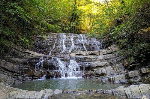 Змейковские водопады, сочи: как добраться, что посмотреть, чем заняться