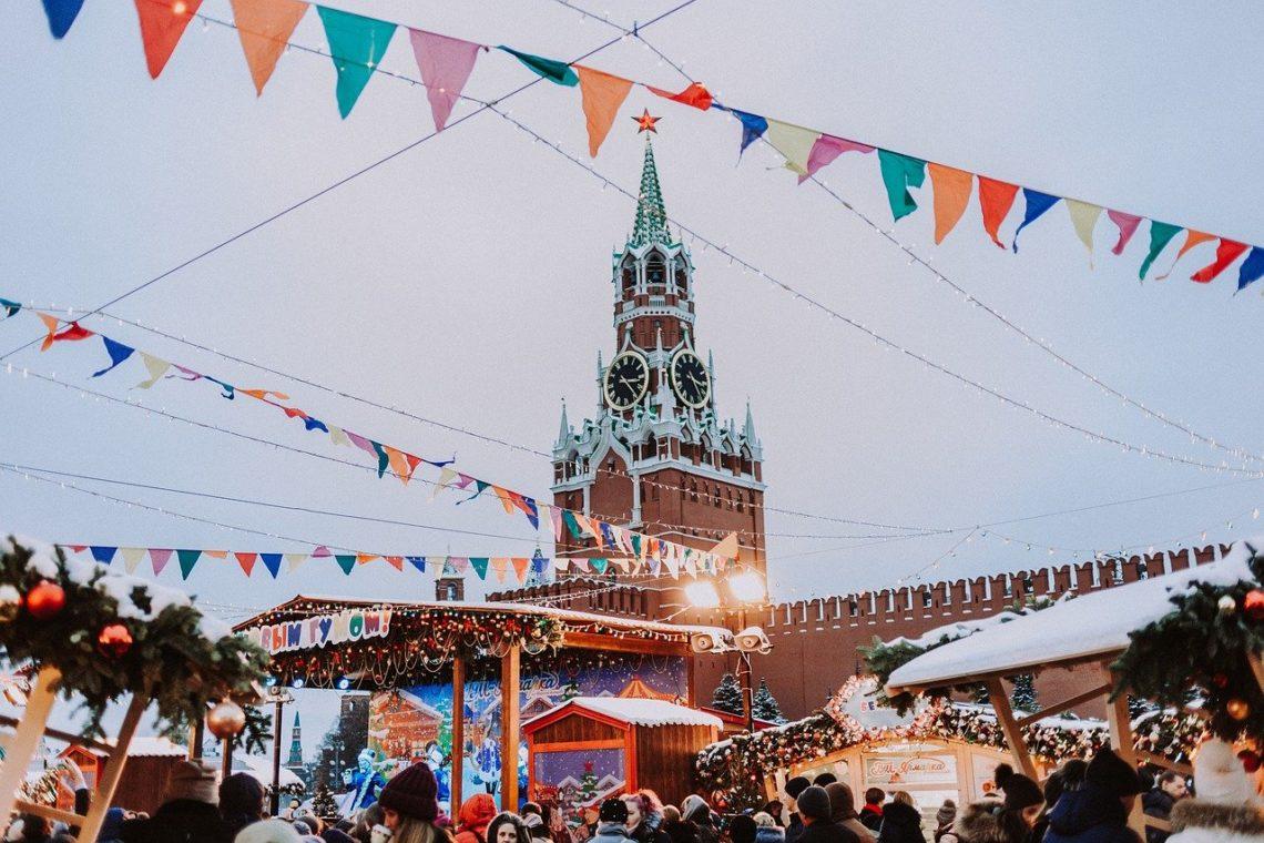 куда поехать на новый год в россии